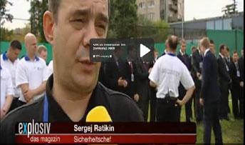 SDS на телеканале RTL (Germany) 2008