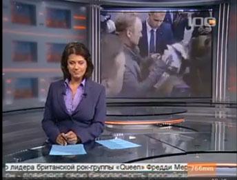 """SDS на """"100 ТВ"""""""